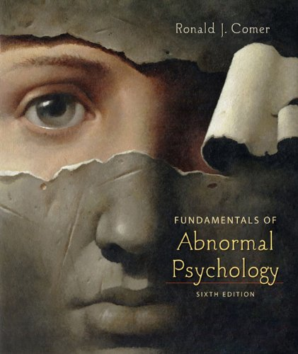 Fundamentals of Abnormal Psychology  6th 2011 (Revised) edition cover
