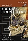 Manual of Forensic Odontology  5th 2013 (Revised) edition cover
