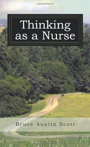 Thinking As a Nurse  N/A edition cover
