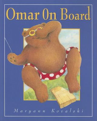 Omar on Board  N/A 9781554550333 Front Cover