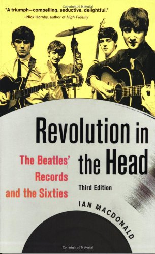 Revolution in the Head The Beatles' Records and the Sixties 3rd edition cover
