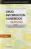 Drug Information Handbook for Nursing:   2014 edition cover