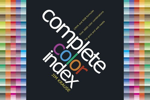 Complete Color Index   2008 9781600613333 Front Cover