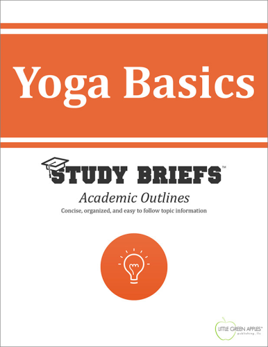 Yoga Basics   2015 9781634261333 Front Cover