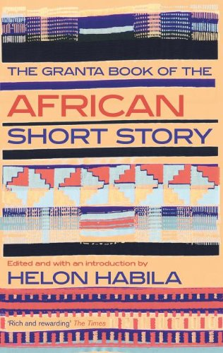 Granta Book of the African Short Story   2012 edition cover