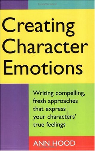 Creating Character Emotions   1998 edition cover