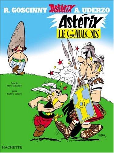 Asterix le Gaulois  2004 edition cover