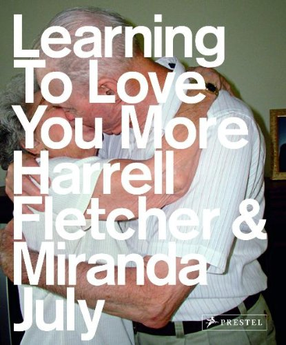 Learning to Love You More  N/A 9783791337333 Front Cover