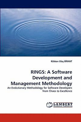 Rings A Software Development and Management Methodology N/A 9783838395333 Front Cover