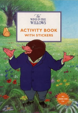 Wind in the Willows Activity Book  N/A edition cover
