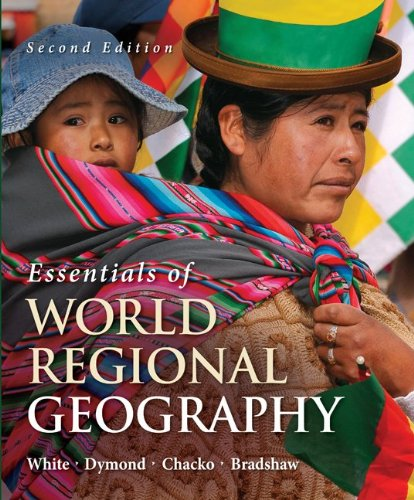 Essentials of World Regional Geography  2nd 2011 edition cover