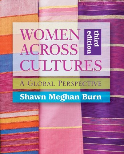 Women Across Cultures A Global Perspective 3rd 2011 edition cover