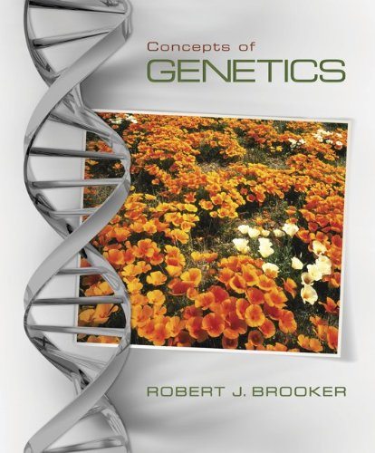 Concepts of Genetics   2012 edition cover