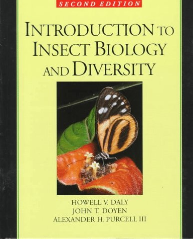 Introduction to Insect Biology and Diversity  2nd 1998 (Revised) edition cover