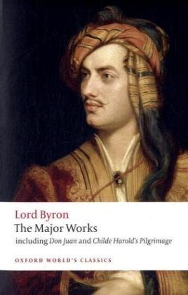 Lord Byron The Major Works  2008 edition cover