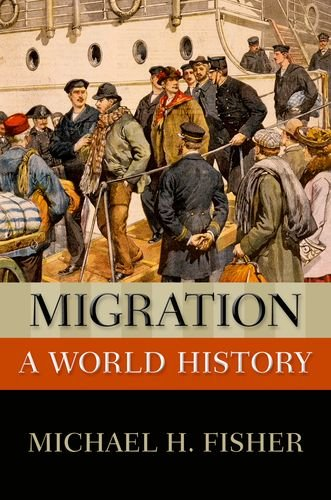 Migration A World History  2014 edition cover