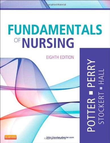 Fundamentals of Nursing  8th 2013 9780323079334 Front Cover