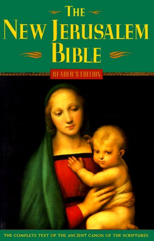 New Jerusalem Bible  N/A edition cover
