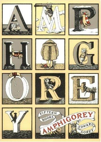 Amphigorey   1972 edition cover