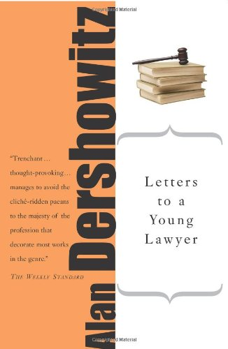 Letters to a Young Lawyer   2001 (Revised) edition cover