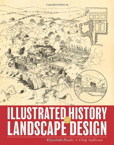 Illustrated History of Landscape Design   2009 edition cover