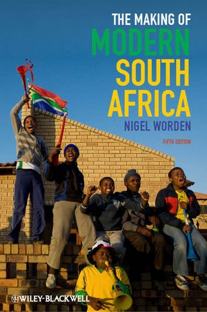 Making of Modern South Africa  5th 2012 edition cover