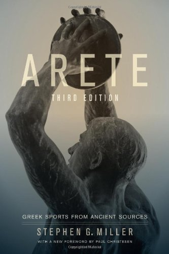 Arete Greek Sports from Ancient Sources 4th 2012 edition cover