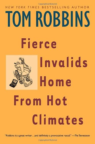 Fierce Invalids Home from Hot Climates  Reprint edition cover
