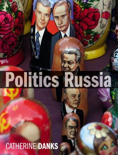 Politics Russia   2009 edition cover
