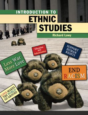 Introduction to Ethnic Studies  2nd (Revised) 9780757559334 Front Cover