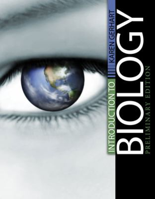 Introduction to Biology  N/A 9780757562334 Front Cover