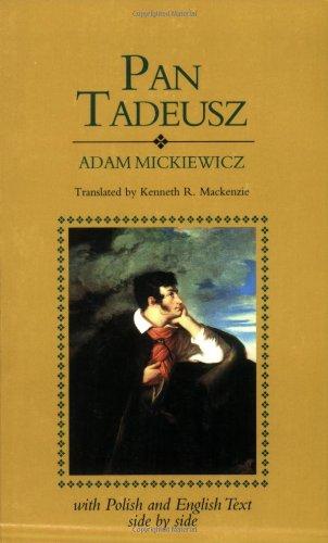 Pan Tadeusz   1992 edition cover