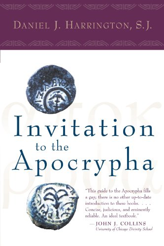 Invitation to the Apocrypha   1999 edition cover