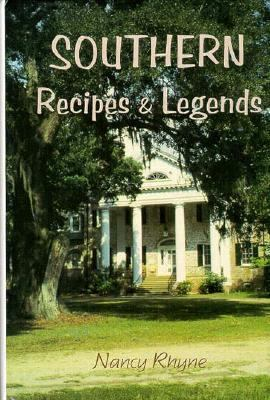 Southern Recipes and Legends   1996 9780878441334 Front Cover