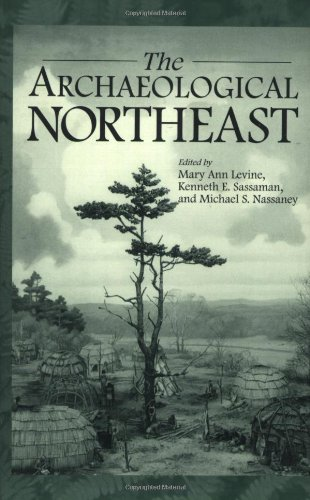 Archaeological Northeast  N/A edition cover