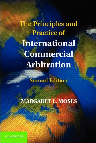 Principles and Practice of International Commercial Arbitration  2nd 2012 (Revised) edition cover