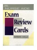 Nurse Aide Exam Review Cards   2003 9781401808334 Front Cover
