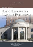 Basic Bankruptcy Law for Paralegals  9th 2014 edition cover