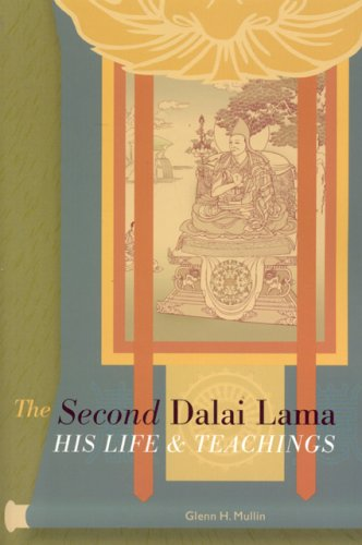 Second Dalai Lama His Life and Teachings N/A 9781559392334 Front Cover