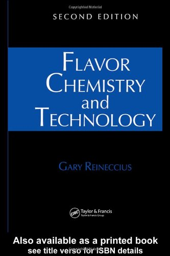 Flavor Chemistry and Technology  2nd 2005 (Revised) edition cover