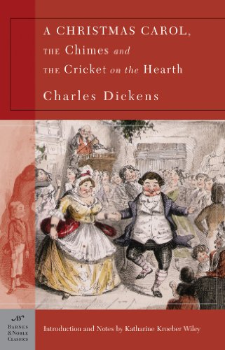 Christmas Carol, the Chimes and the Cricket on the Hearth  N/A edition cover