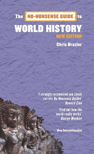 No-Nonsense Guide to World History  3rd 2011 edition cover