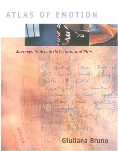 Atlas of Emotion Journeys in Art, Architecture, and Film  2002 edition cover