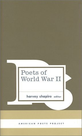 Poets of World War II   2003 edition cover