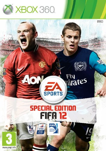 FIFA 12 - Special Edition (Xbox 360) by Electronic Arts Xbox 360 artwork