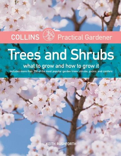 Trees and Shrubs What to Grow and How to Grow It  2005 9780060786335 Front Cover