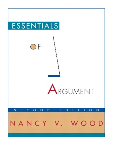 Essentials of Argument  2nd 2009 edition cover