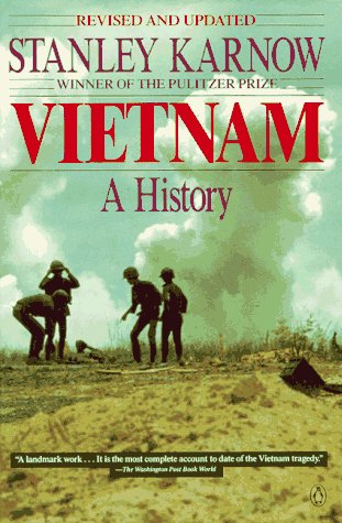 Vietnam A History 2nd 1991 (Revised) edition cover