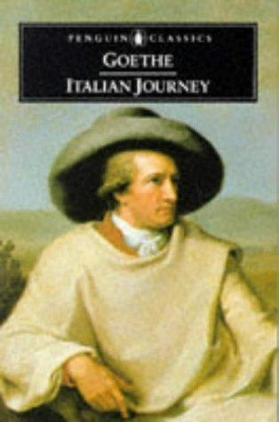 Italian Journey, 1786-1788   2004 edition cover