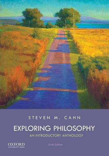Exploring Philosophy An Introductory Anthology 6th 2017 9780190674335 Front Cover